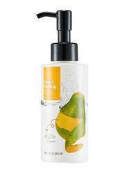 The Face Shop Smart Peeling Mild Papaya Scrub, 150ml