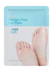 The Face Shop Smile Foot Mask, 2 Pieces
