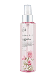 The Face Shop Perfume Seed Rose 155ml Body Mist for Women