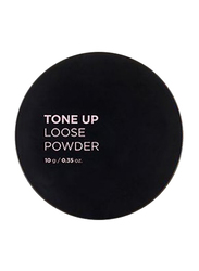 The Face Shop FMGT Tone Up Loose Powder, 10gm, V201 Apricot Beige