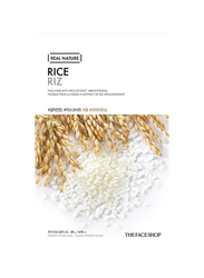 The Face Shop Real Nature Rice Sheet Mask, 30ml