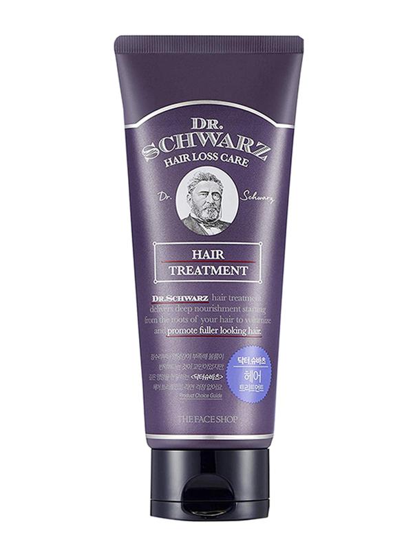The Face Shop Dr.Schwarz Hair Treatment, 200ml