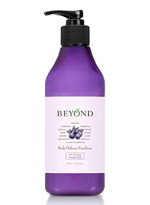 The Face Shop Beyond Body Defence Shower Cream, 450ml