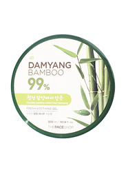 The Face Shop Damyang Bamboo Fresh Soothing Gel, 300ml