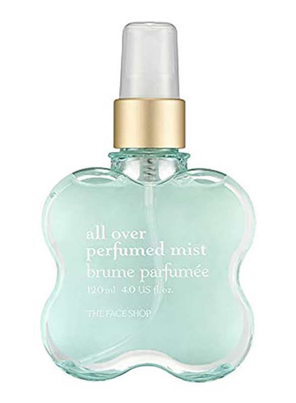 The Face Shop 02 Baby Musk 120ml All Over Perfumed Mist for Women
