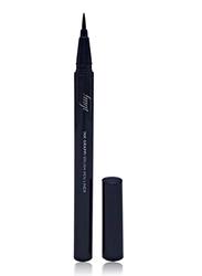 The Face Shop FMGT Graffi Brush Pen Eye Liner, 01 Black