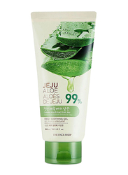 The Face Shop Jeju Aloe Fresh Soothing Gel, 300ml