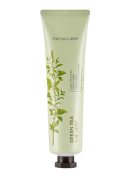 The Face Shop 05 Green Tea Daily Perfume Hand Cream, 30ml