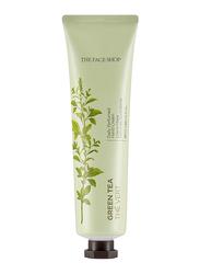 The Face Shop 05 Green Tea Daily Perfume Hand Cream, 30ml