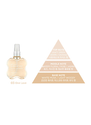 The Face Shop All Over 03 One Love 120ml Perfume Mist for Women