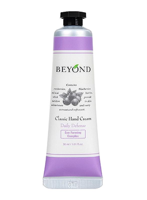 Beyond Classic Hand Cream Daily Defense, 30ml