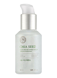 The Face Shop Chia Seed Moisture Recharge Serum, 50ml