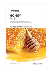 The Face Shop Real Nature Honey Sheet Mask, 30ml