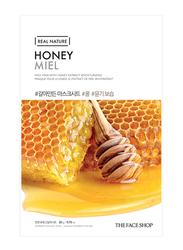 The Face Shop Real Nature Honey Sheet Mask, 30ml