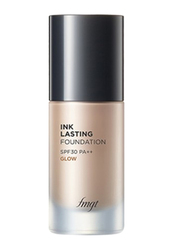 The Face Shop Ink Lasting Foundation Glow SPF30 PA++, 30ml, V203, Natural Beige
