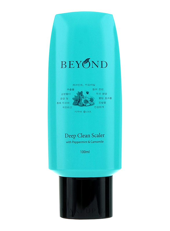 Beyond Deep Clean Cooling Scaler, 100ml