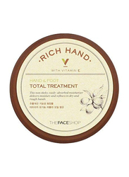 The Face Shop Rich Hand V Hand and Foot Total Treatment, 75gm