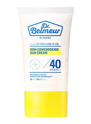 The Face Shop Dr.Belmer Non-comedogenic Sun Cream SPF 40+++, 50ml