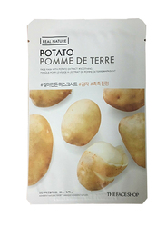 The Face Shop Real Nature Snow Potato Sheet Mask, 30ml