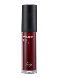 The Face Shop Water Fit Lip Tint, 5ml, 05 Cherry Kiss, Red