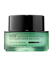 The Face Shop Belif Peat Miracle Revital Eye Cream, 25ml