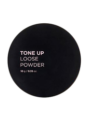 The Face Shop FMGT Tone Up Loose Powder, 10gm, V201 Natural Beige