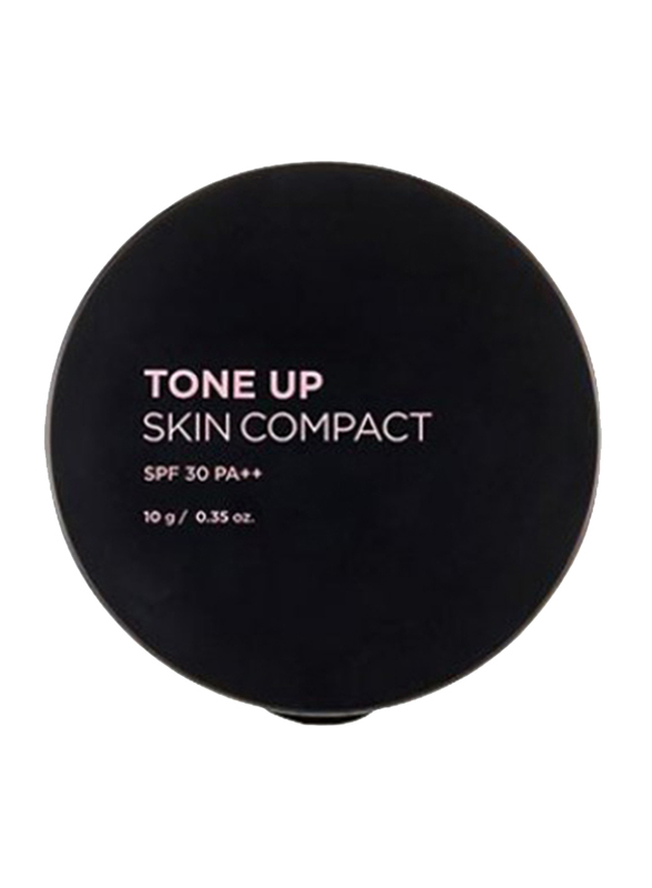 The Face Shop FMGT Tone Up Skin Compact, 203 Natural Beige