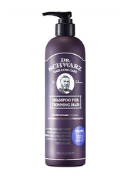 The Face Shop Dr.Schwarz Thinning Hair Shampoo, 380ml