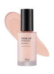The Face Shop FMGT Tone Up Primer, 30ml, 02 Pink