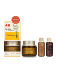 The Face Shop Beyond The Remedy Root Therapy 60 Cream Set, 3 Pieces