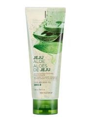 The Face Shop Jeju Aloe Fresh Soothing Foam Cleanser, 150ml
