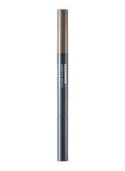 The Face Shop FMGT Designing Eyebrow Pencil, 02 Grey Brown