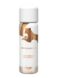Memo African Leather Hair Perfume, 80ml