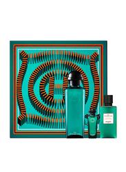 Hermes 3-Piece Eau d`Orange Verte Gift Set Unisex, 100ml EDC, 7.5ml EDC, 40ml Hair and Body Gel