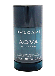Bvlgari Aqva Pour Homme 75ml Deodorant Stick for Men
