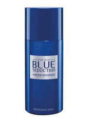 Antonio Banderas Blue Seduction Deo Spray for Men, 150ml