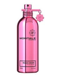 Montale Roses Musk Parfum Hair Mist, 100ml