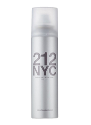 Carolina Herrera 212 NYC 150ml Deodorant Spray for Women