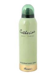 Rasasi Catherine Deodorant Body Spray for Men, 200ml