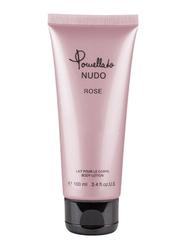 Powellato Nudo Rose Body Lotion, 100ml