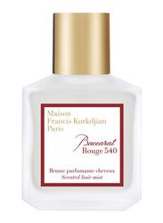 Maison Francis Kurkdjian Baccarat Rouge 540 Hair Mist, 70ml