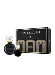 Bvlgari 2-Piece Goldea The Roman Night Perfume Set for Women, 50ml EDP, 15ml EDP