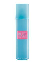 Antonio Banderas Blue Seduction Deodorants Spray for Women, 150ml