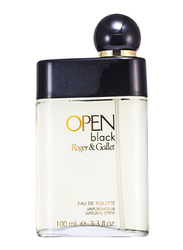 Roger & Gallet Open Black 100ml EDT for Men