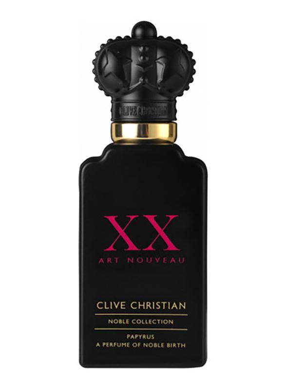 Clive Christian XX Art Nouveau Papyrus 50ml EDP for Men