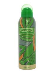 Rasasi Romance Deodorant Body Spray for Women, 200ml