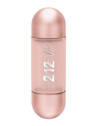 Carolina Herrera 212 Vip Rose Hair Mist, 30ml