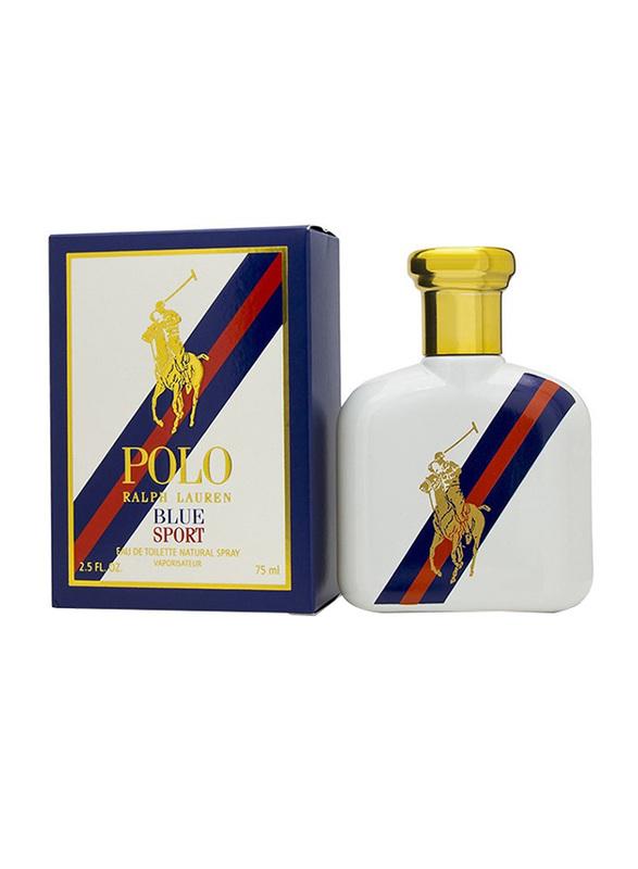 Ralph Lauren Polo Blue Sport 75ml EDT for Men