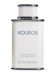 Yves Saint Laurent Kouros After Shave Lotion for Men, 100 ml