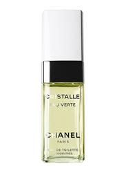 Chanel Cristalle Eau Verte Con 100ml EDT for Women